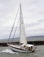 Libby Sailing Vessel